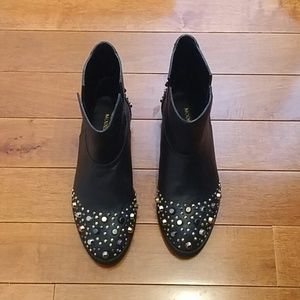 Modern Vice Studded pull on boots